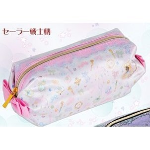 Sailor Moon Crystal Romance & Black Story Pen Pouch (Pink)