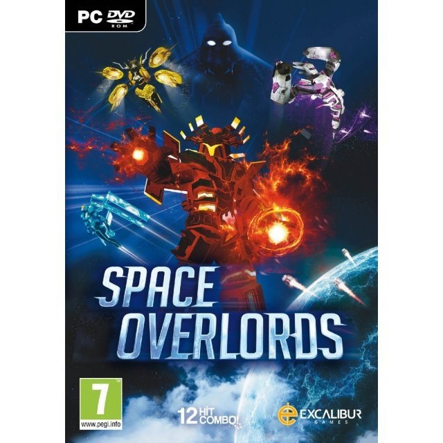 Space Overlords (DVD-ROM)