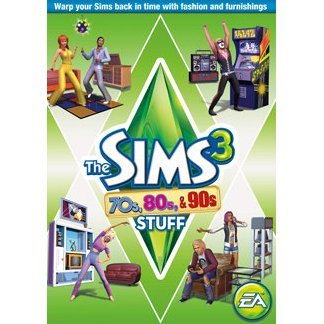 The Sims 3: 70s, 80s, & 90s Stuff [DLC] (Origin)
