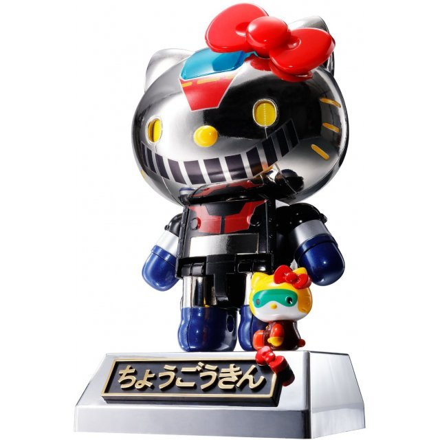 Chogokin: Hello Kitty (Mazinger Z Color)