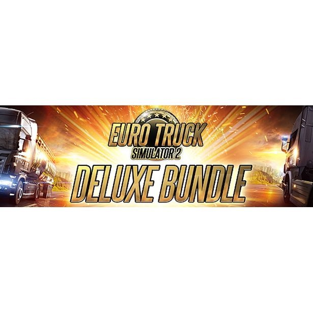 Euro Truck Simulator 2 (Deluxe Bundle) (Steam)
