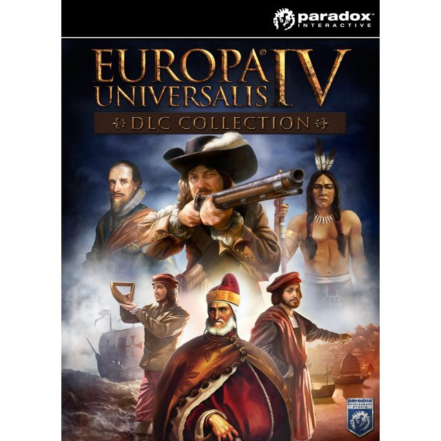 Europa Universalis IV: DLC Collection (Steam)