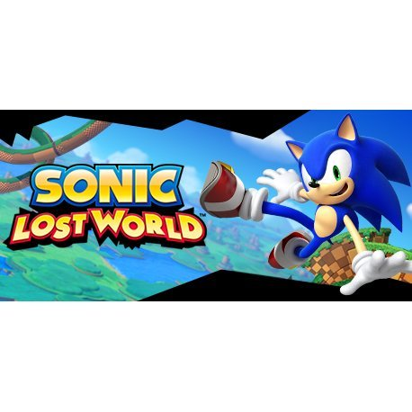 Sonic Lost World (Steam)