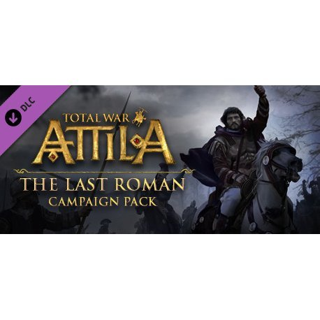 Total War: Attila - The Last Roman Campaign Pack [DLC] (Steam)