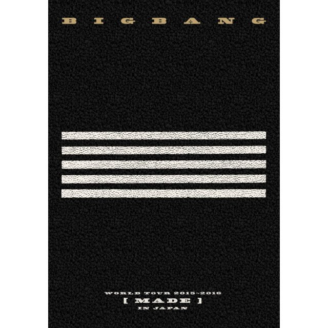 World Tour 2015-2016 [Made] In Japan [2Blu-ray]
