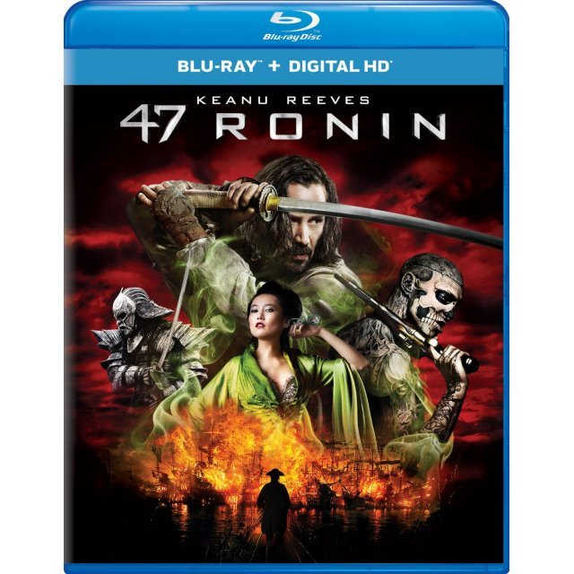 47 Ronin [Blu-ray+Digital HD]