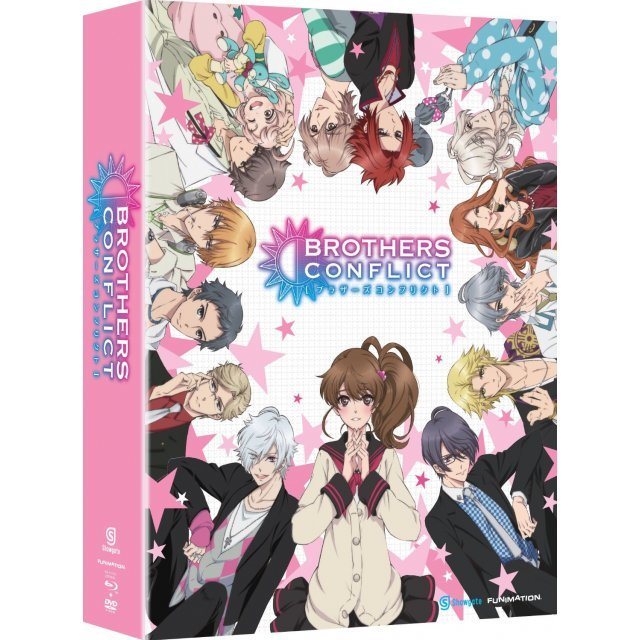 Brothers Conflict: The Complete Series (Limited Edition)