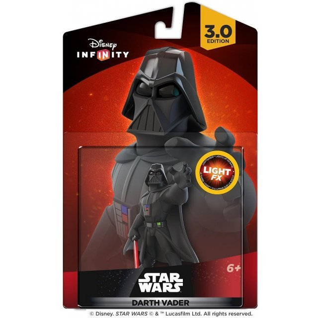 Disney Infinity 3.0 Edition Figure: Star Wars Darth Vader Light FX