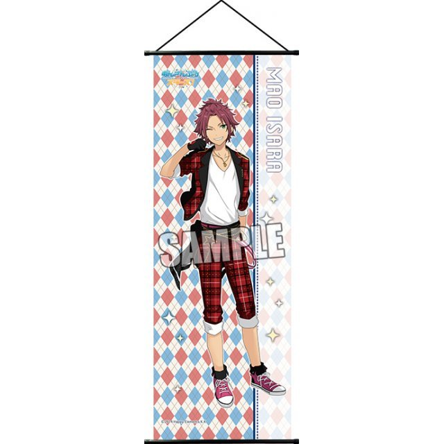 Ensemble Stars! Slim Wall Scroll: Isara Mao