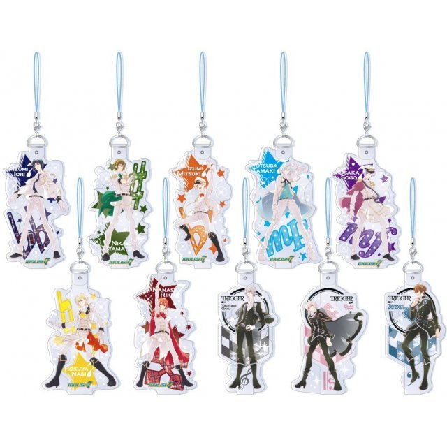 Idolish7 Chara-viny Strap (Set of 10 pieces)
