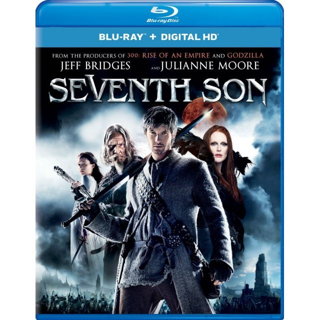 Seventh Son [Blu-ray+Digital HD]