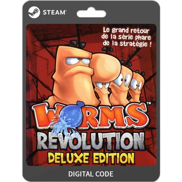 Worms Revolution [Deluxe Edition]