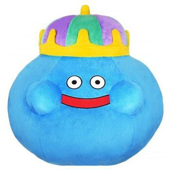 Dragon Quest Smile Slime Plush: King Slime L (Re-run)