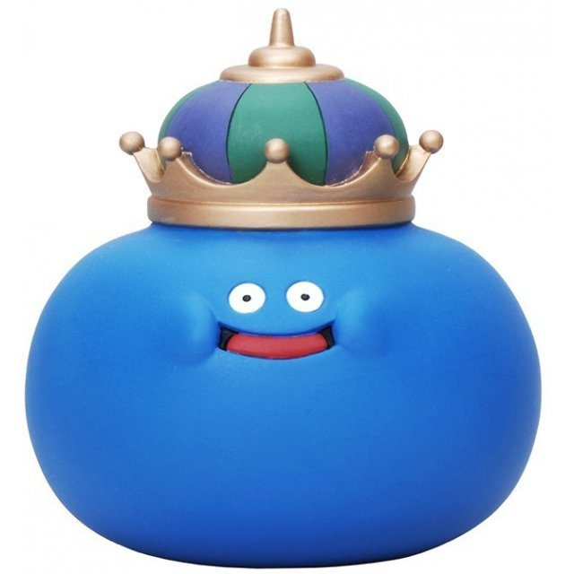 Dragon Quest Soft Vinyl Monster: 007 King Slime (Re-run)