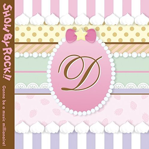 Show By Rock - Kaerimichi no Ensemple / Special Recipe (Dolly Dolci) [Limited Edition]