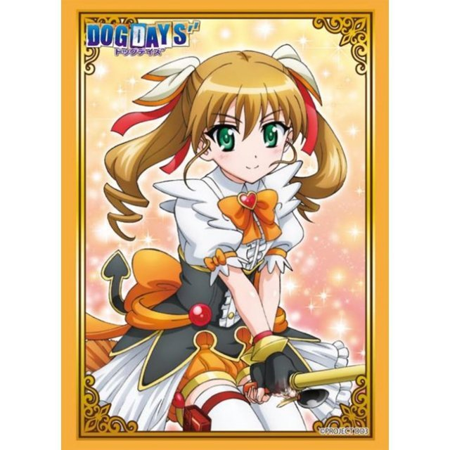 Bushiroad Sleeve Collection High Grade Vol 996 Dog Days Rebecca Anderson