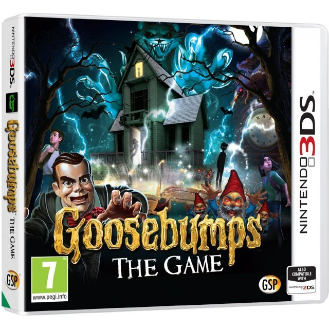Goosebumps: The Game