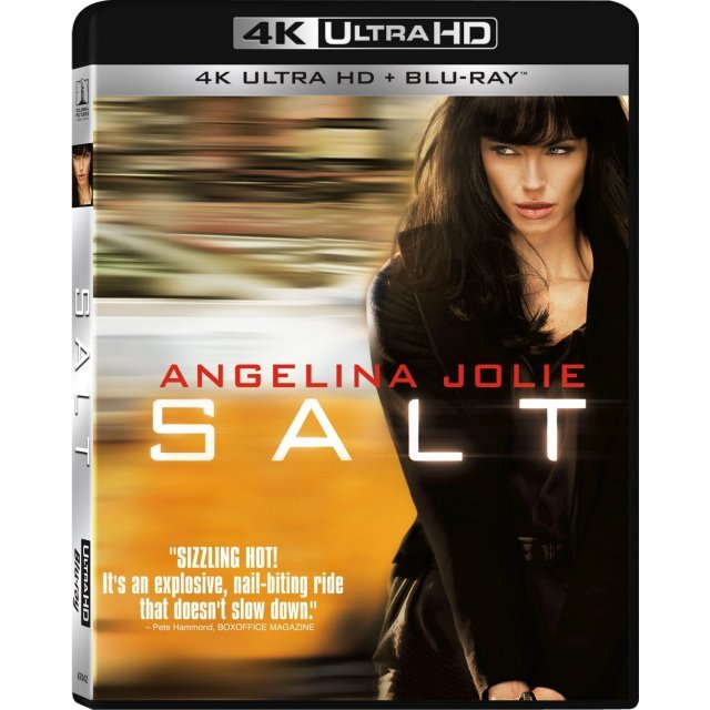 Salt [4K UHD Blu-ray]