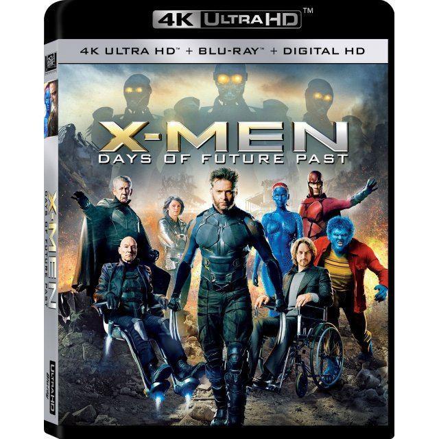 X-Men: Days of Future Past [4K UHD Blu-ray]