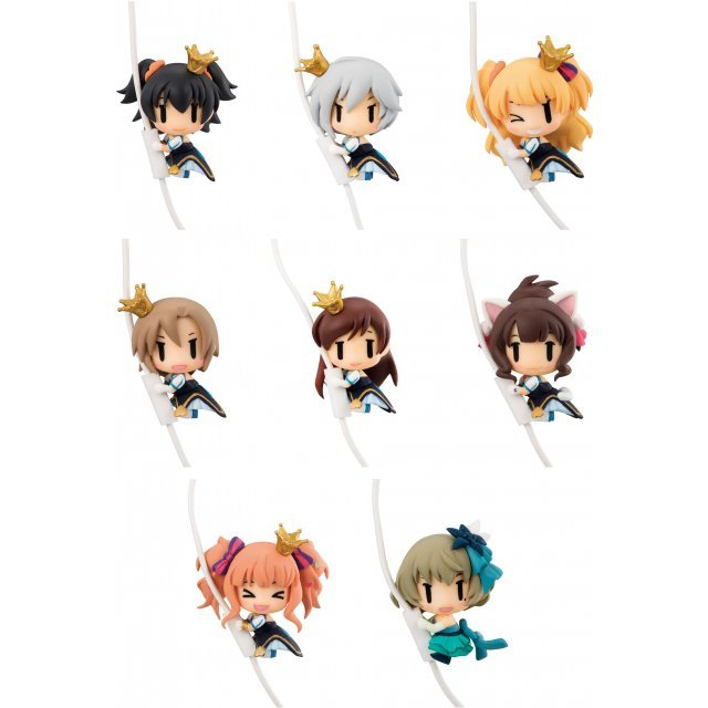 Cord Mascot: The Idolm@ster Cinderella Girls 2nd Stage (Set of 8 pieces)