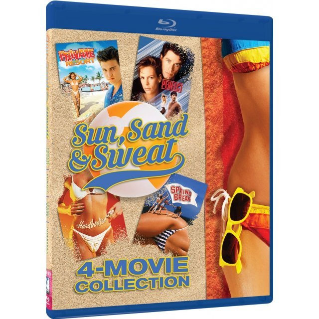Sun Sand & Sweat: 4 Movie Collection