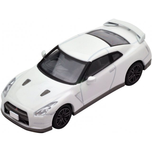 Tomica Limited Vintage NEO 1/64 Scale Model: TLV-N116b Nissan GT-R Premium Edition White