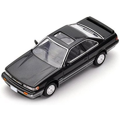 Tomica Limited Vintage NEO 1/64 Scale Model: TLV-N119c Nissan Leopard 3.0 Altima Turbo Black / Silver