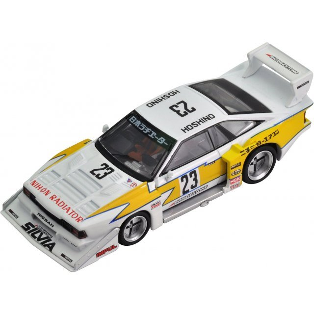 Tomica Limited Vintage NEO 1/64 Scale Model: TLV-NEO Silvia Super Silhouette 1983