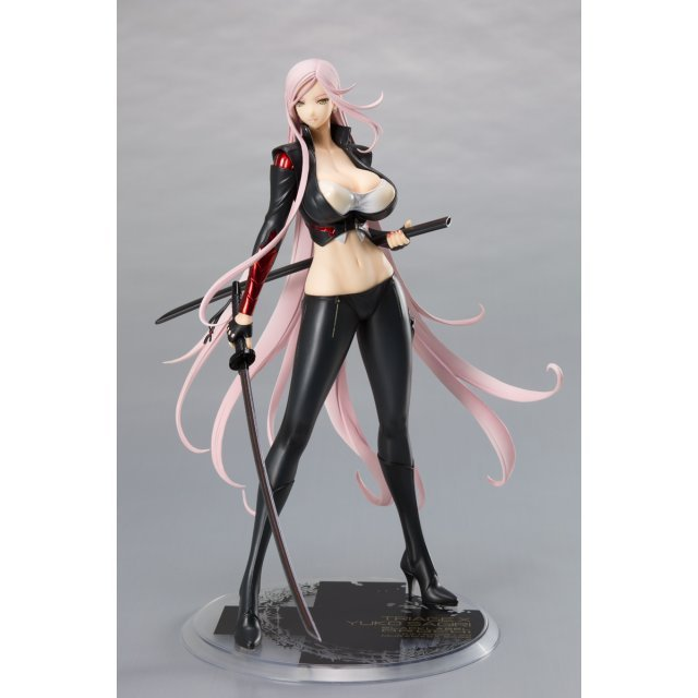 Triage X 1/7 Scale Pre-Painted Figure: Sagiri Yuko Ver. Darkness