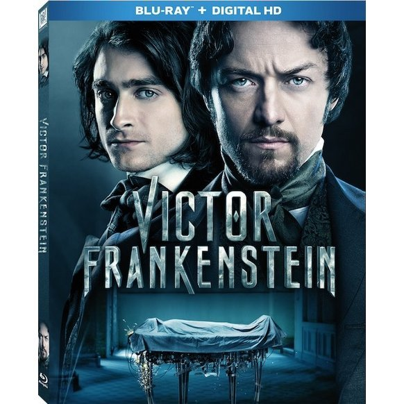 Victor Frankenstein [Blu-ray+Digital HD]