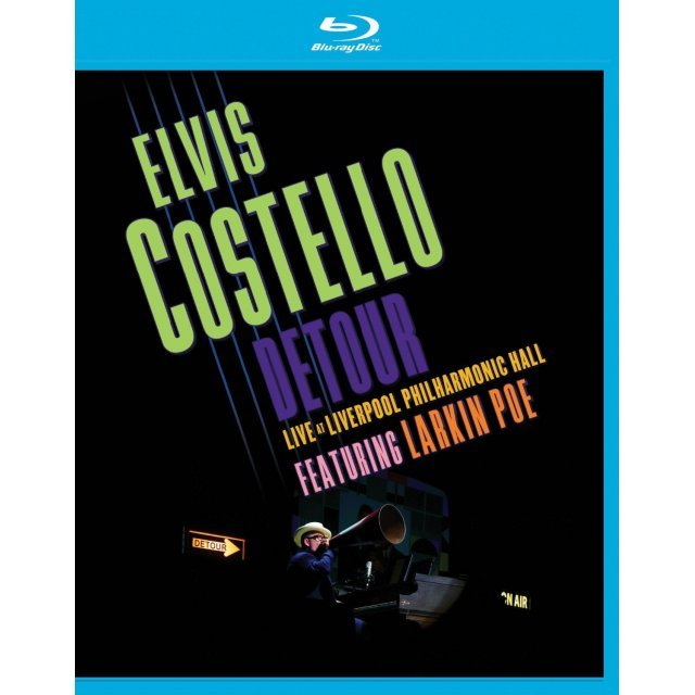 Elvis Costello: Detour Live at Liverpool Philharmonic Hall