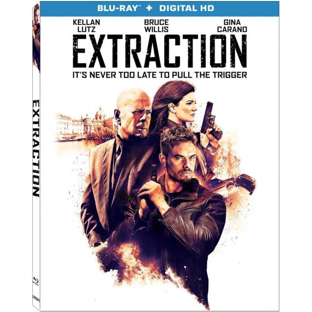 Extraction [Blu-ray+Digital HD]