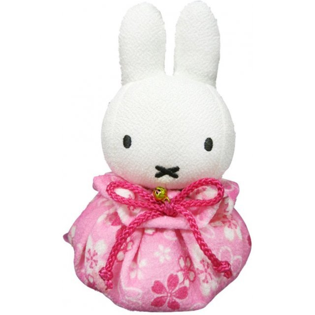 Japanesque Miffy Sakura Otedama Mascot