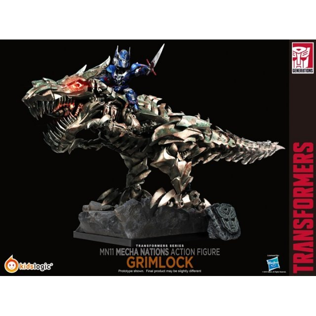 Mecha Nations Transformers Age of Extinction Action Figure: Grimlock