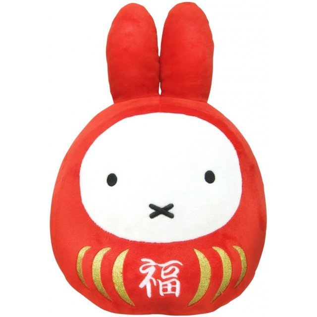 Miffy Big Fuku Daruma Plush