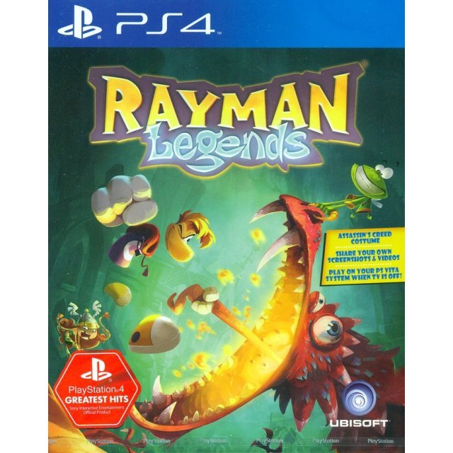Rayman Legends (Greatest Hits) (English)
