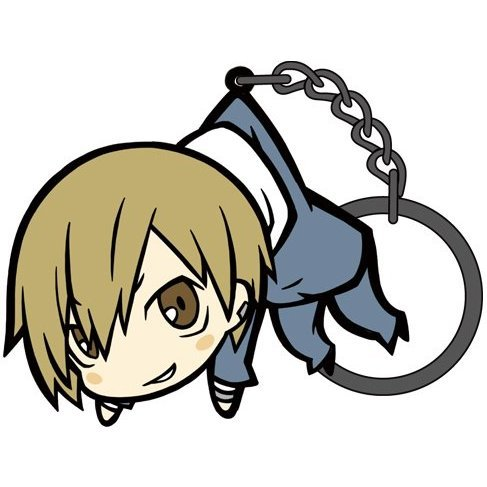 Durarara!!x2 Tsumamare Key Ring: Kida Masaomi (Re-run)
