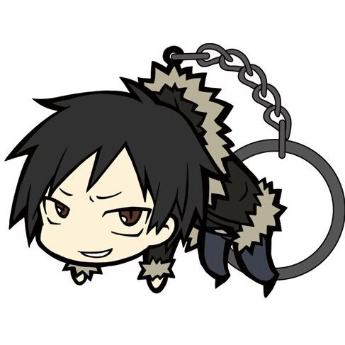 Durarara!!x2 Tsumamare Key Ring: Orihara Izaya (Re-run)