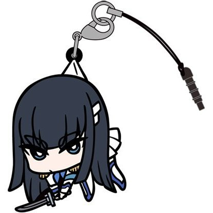 Kill la Kill Tsumamare Strap: Kiryuin Satsuki (Re-run)