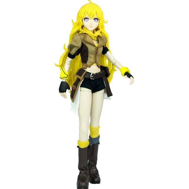 RWBY 1/6 Scale Pre-Painted Action Figure: Yang Xiao Long