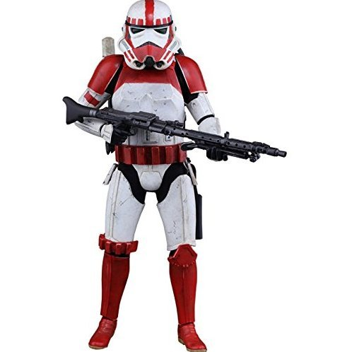 Star Wars Battlefront 1/6 Scale Collectible Figure: Shock Trooper