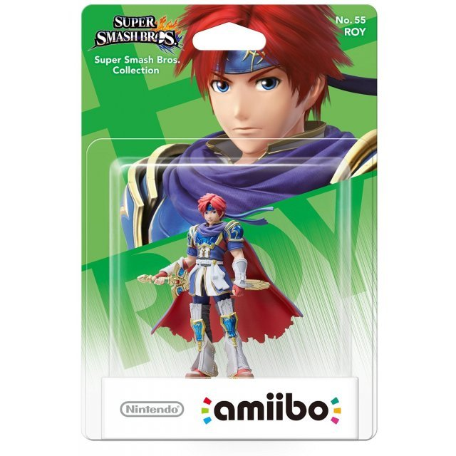 amiibo Super Smash Bros. Series Figure (Roy)