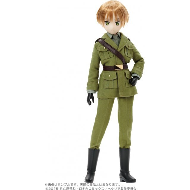 Asterisk Collection Series No. 005 Hetalia The World Twinkle 1/6 Scale Fashion Doll: United Kingdom