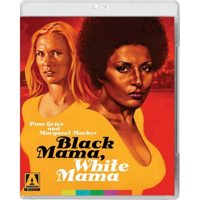 Black Mama, White Mama [Blu-ray+DVD]