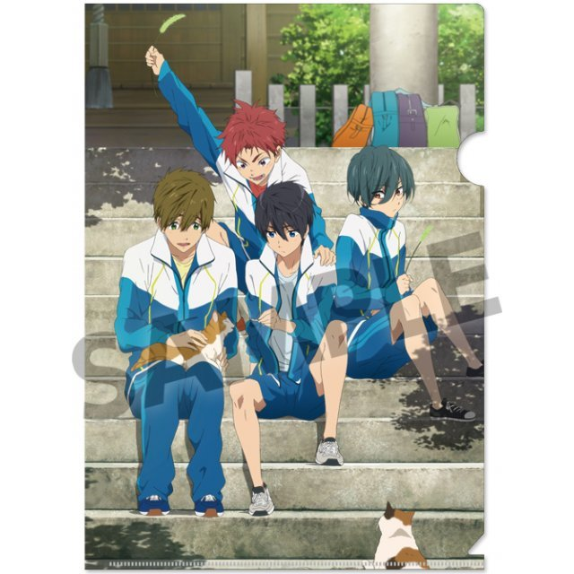 High Speed! -Free! Starting Days- Clear File: C