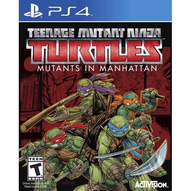 how to change turtles in mutants in manhattan