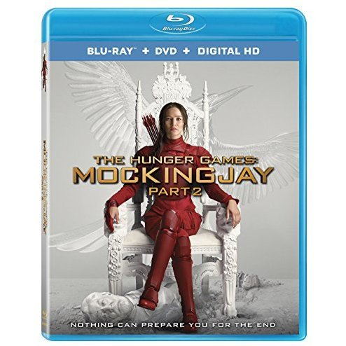 The Hunger Games: Mockingjay Part 2 [Blu-ray+DVD]