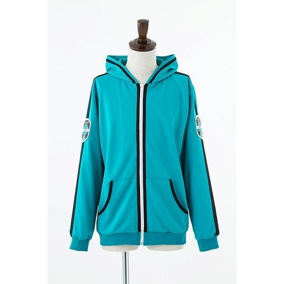 World Trigger Border Image Parka Tamakoma Branch Model (L Size)