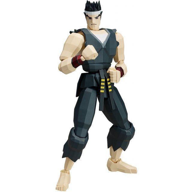 figma Virtua Fighter: Akira Yuki