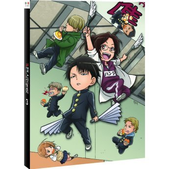 Attack on Titan: Junior High Vol.3